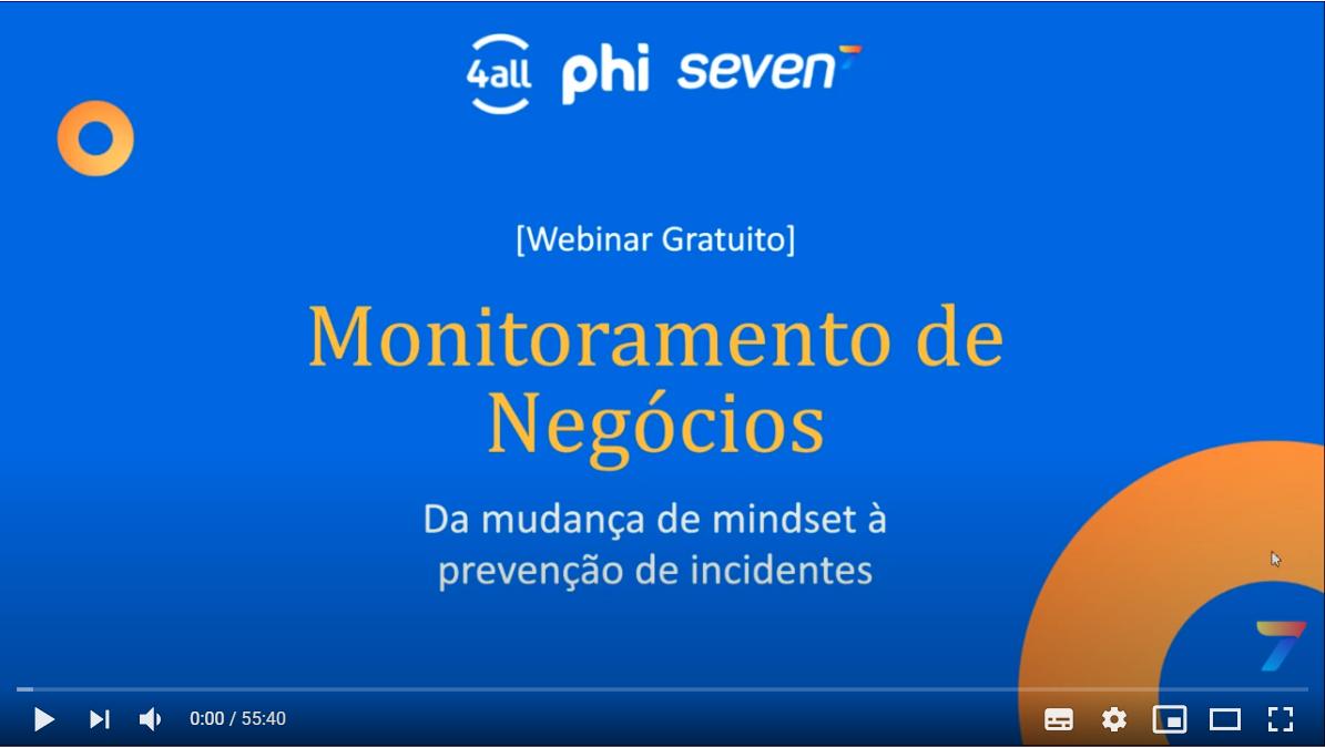 Webinar Monitoramento de Negócios - IMS Seven
